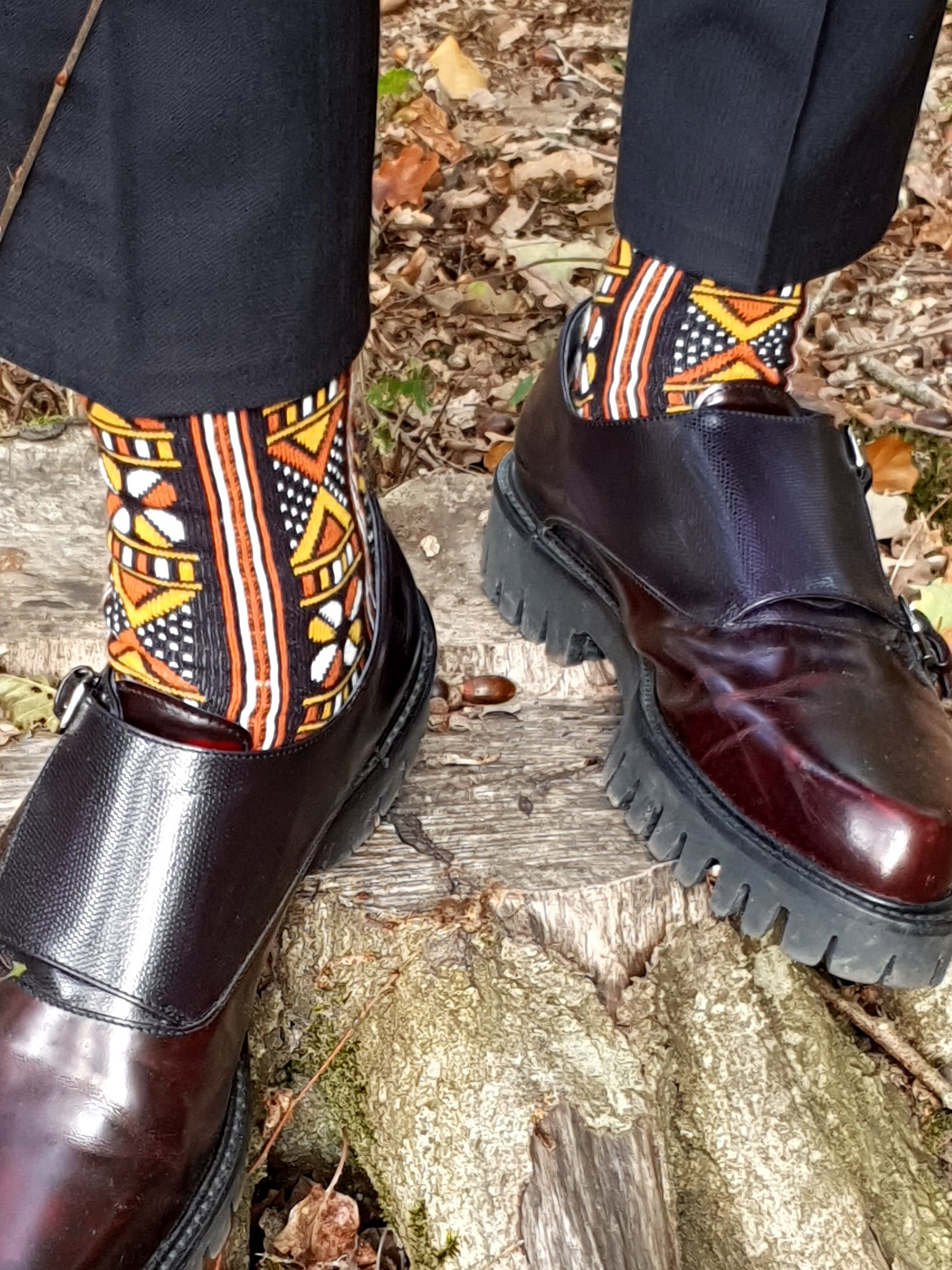 chaussettes hommes fantaisie tendance