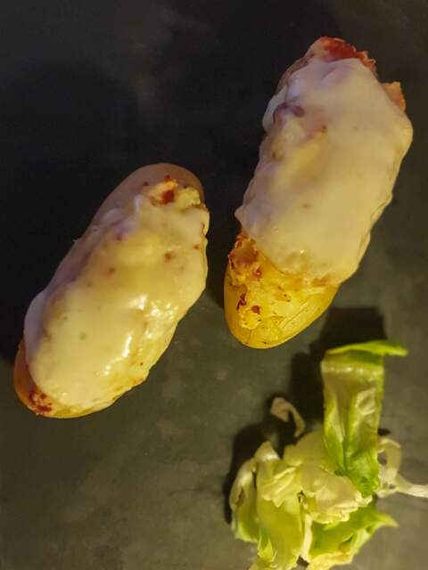 recette pommes de terre facon raclette